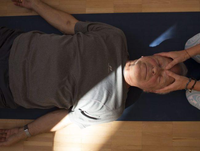 Yoga Nidra mit Johanna am 2. August