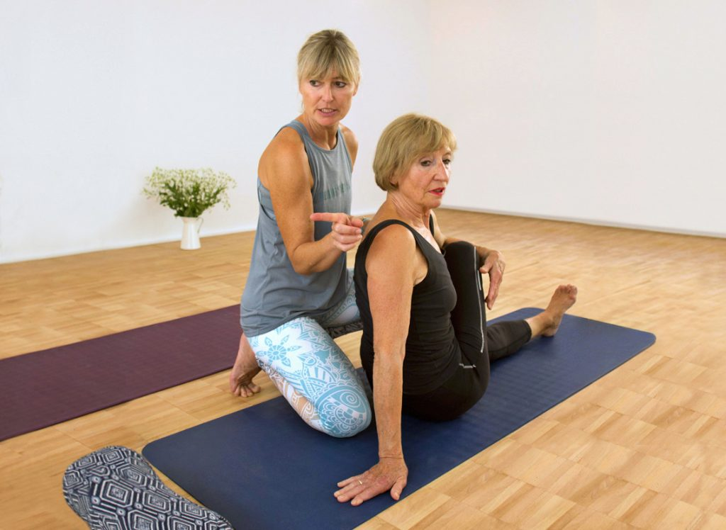 everybodyoga Yoga Vinyasa Yoga content