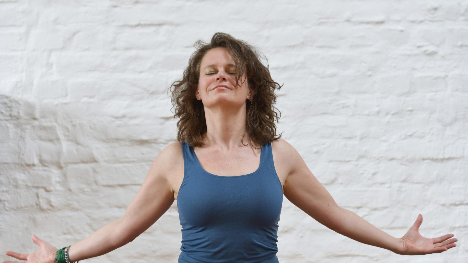 Yoga am frühen Morgen mit Stef!