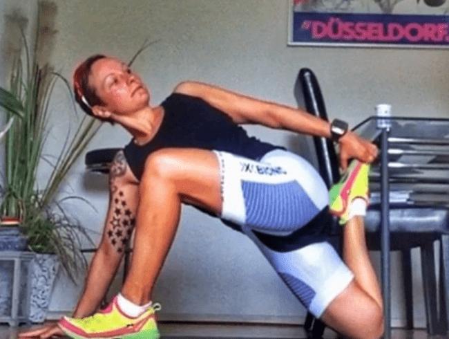 Mit Yoga besser laufen – Workshop mit Jasmin Guthmann