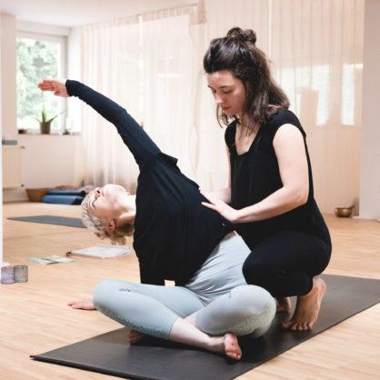 Yoga Intro - Workshop für Anfänger