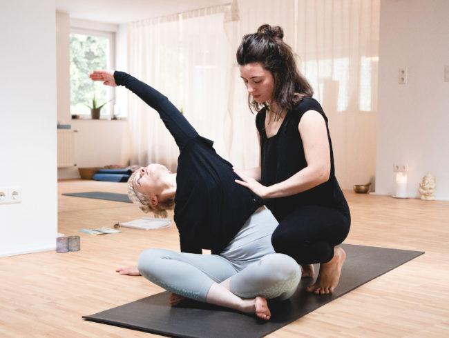 Yoga Intro – Workshop für Anfänger