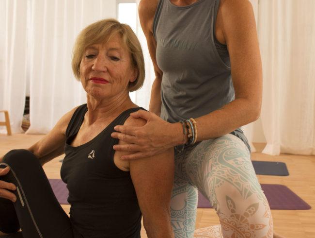 Anfänger Workshop : Yoga Intro mIt Simone