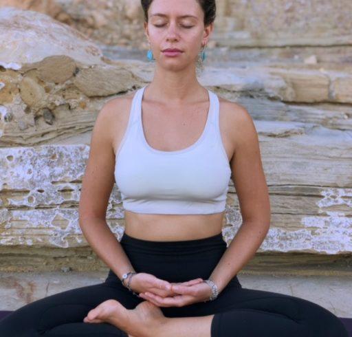 Ein neuer ONLINE- Kurs! Yoga & Meditation mit Johanna aus Ibiza
