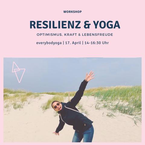 NEUE UHRZEIT! Online-Workshop Resilienz & Yoga mit Manu