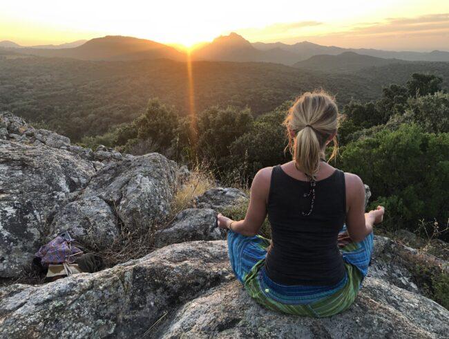 Morningkurs Yoga & Meditation
