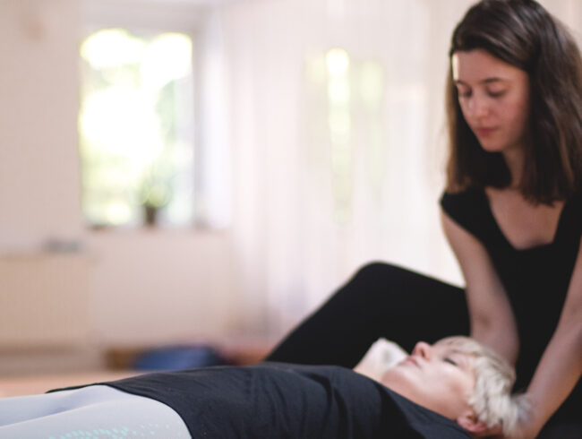 Thai Yoga Massage Workshop mit Loredana