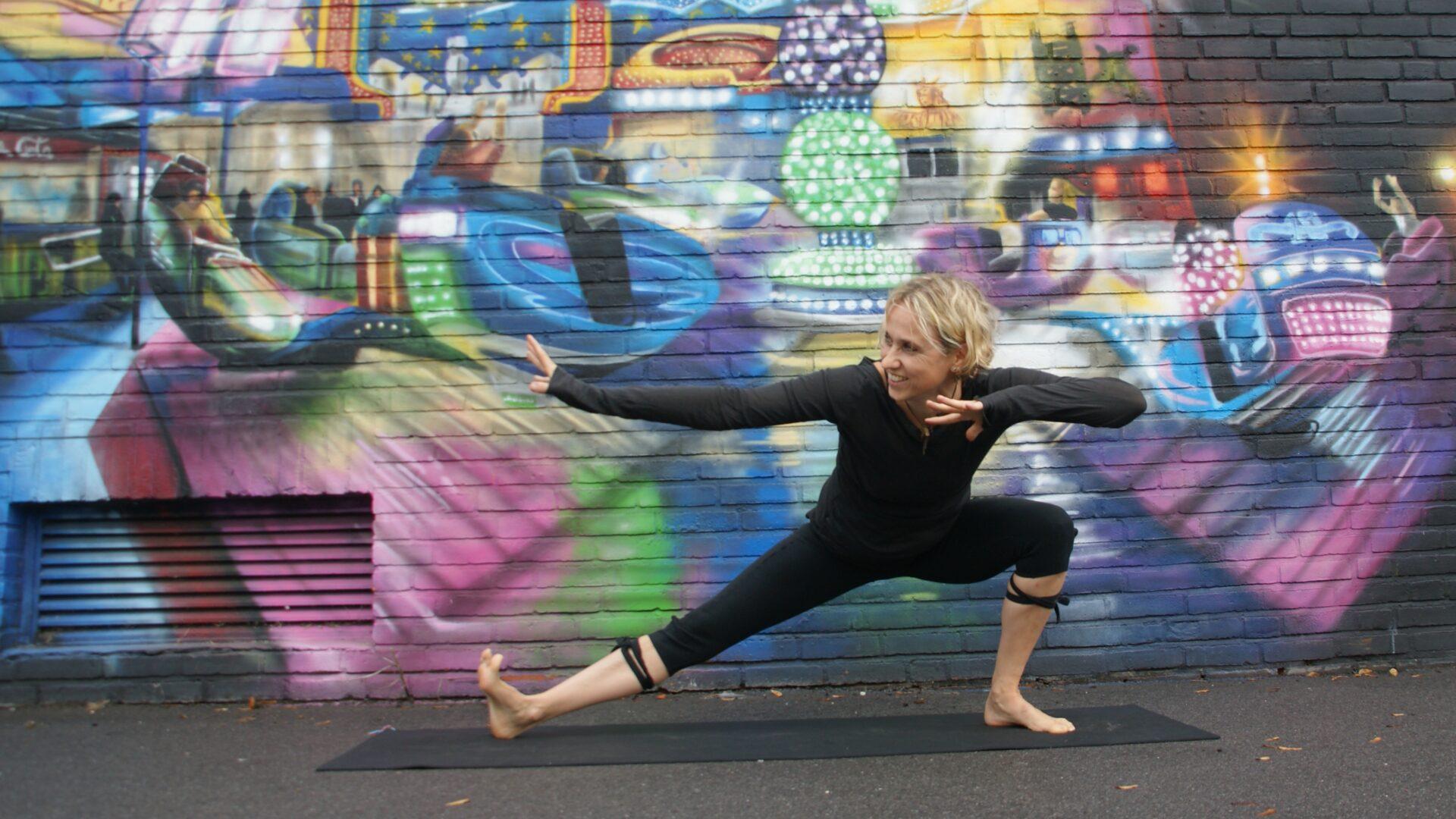 Fusion Yoga Music Flow